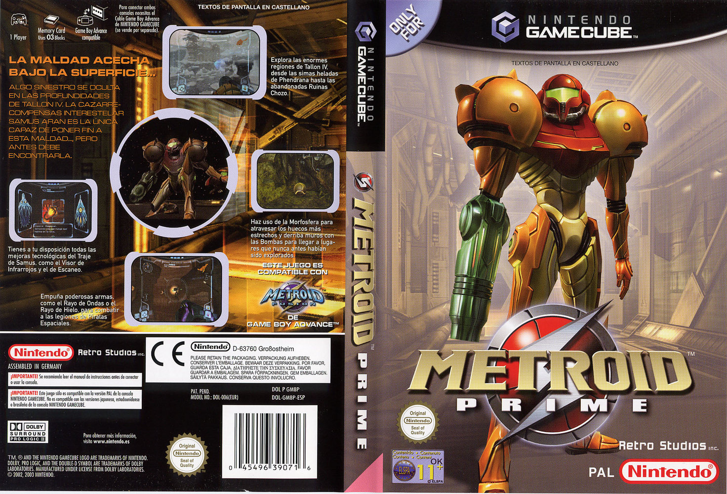 Metroid prime iso download