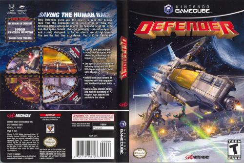 Defender Cover - Click for full size image