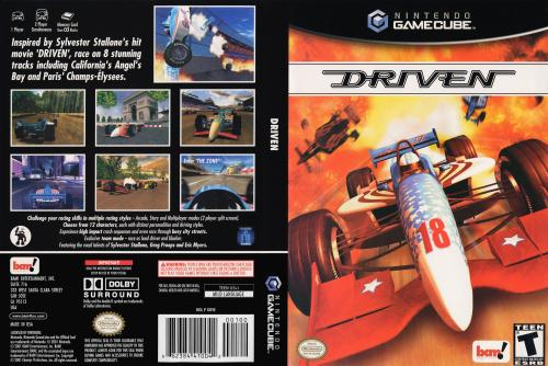 Driven Cover - Click for full size image