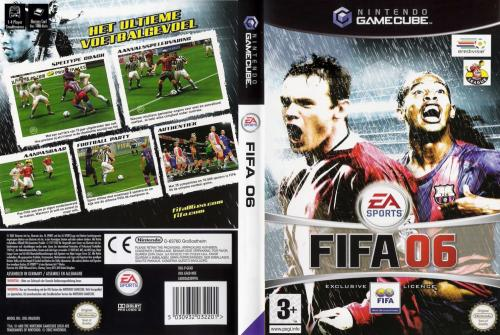 FIFA 06 Cover - Click for full size image