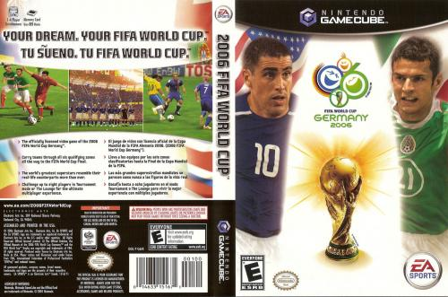 FIFA World Cup Germany 2006 (France) Cover - Click for full size image