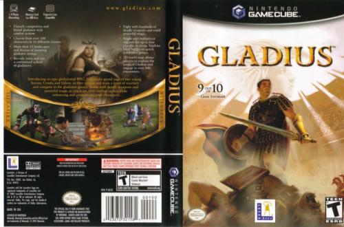 Gladius Cover - Click for full size image