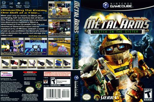 Metal Arms Glitch in the System Cover - Click for full size image