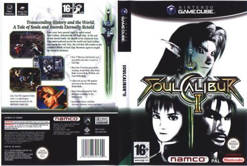 Soul Calibur 2 Cover - Click for full size image