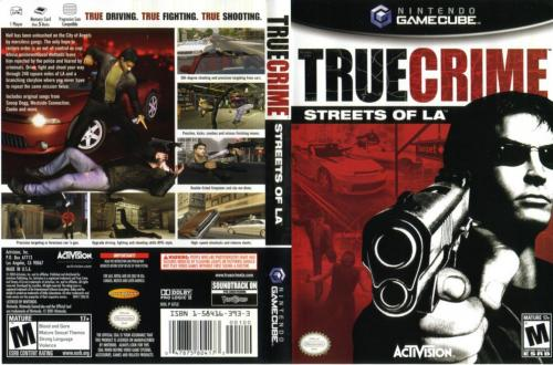True Crime Streets of LA Cover - Click for full size image