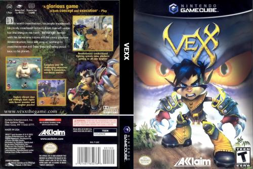Vexx Cover - Click for full size image
