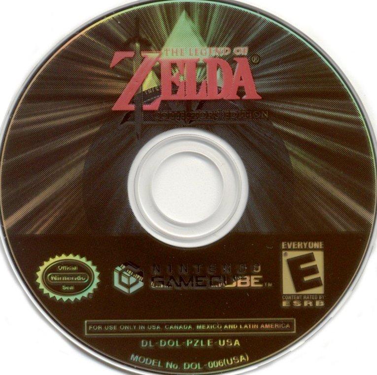 legend of zelda collectors edition gamecube iso