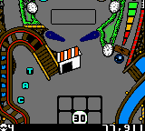 3-D Ultra Pinball - Thrillride (USA) In game screenshot