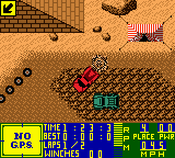 4x4 World Trophy (Europe) (En,Fr,De,Es,It) In game screenshot