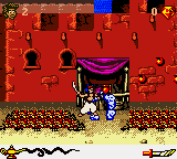 Aladdin (Europe) (En,Fr,De,Es,It,Nl) In game screenshot