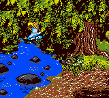 Alice in Wonderland (USA) In game screenshot