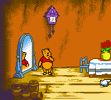 Atsumete Asobu Kuma no Pooh-san - Mori no Takaramono (Japan) In game screenshot