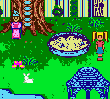 Barbie - Shelly Club (Europe) (En,Fr,De,Es,It) In game screenshot