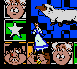 Beauty and the Beast - A Board Game Adventure (Europe) (En,Fr,De,Es,It) In game screenshot