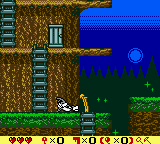 Bugs Bunny in Crazy Castle 4 (Japan) In game screenshot