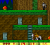 Bugs Bunny in Crazy Castle 4 (USA) In game screenshot
