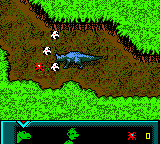 Dinosaur (Europe) (En,Fr,De,Es,It) In game screenshot