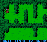 E.T. The Extra Terrestrial - Escape from Planet Earth (USA) In game screenshot