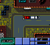 Grand Theft Auto (USA) In game screenshot