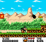 Looney Tunes (USA) In game screenshot