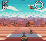 Looney Tunes Racing (Europe) (En,Fr,De,Es,It,Nl) In game screenshot