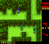 Metal Gear Solid (USA) In game screenshot