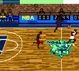 NBA Jam '99 (USA, Europe) In game screenshot