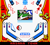 Pokemon Pinball (Japan) In game screenshot