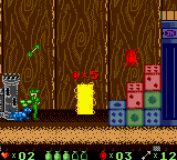 Portal Runner (USA) In game screenshot