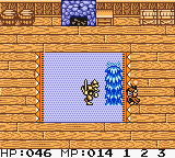 Quest RPG - Brian's Journey (USA) In game screenshot