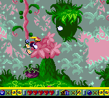 Rayman (Europe) (En,Fr,De,Es,It,Nl) In game screenshot