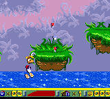 Rayman 2 - The Great Escape (Europe) (En,Fr,De,Es,It) In game screenshot