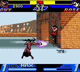 Street Fighter Alpha - Warriors' Dreams (Europe) In game screenshot