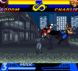 Street Fighter Alpha - Warriors' Dreams (USA) In game screenshot