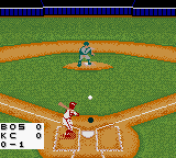 Triple Play 2001 (USA, Europe) In game screenshot