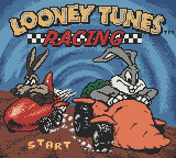 Looney Tunes Racing (Europe) (En,Fr,De,Es,It,Nl) Title Screen