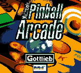 Microsoft Pinball Arcade (USA) Title Screen