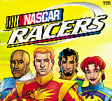 NASCAR Racers (USA) Title Screen