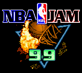 NBA Jam '99 (USA, Europe) Title Screen