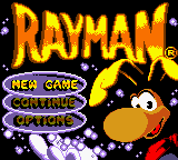 Rayman (USA) (En,Fr,De,Es,It,Nl) Title Screen