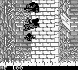 Robin Hood - Prince of Thieves (Germany) In game screenshot