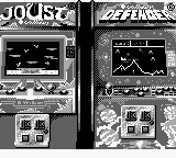 Defender & Joust (USA, Europe) Title Screen
