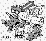 Rugrats Movie, The (USA) Title Screen
