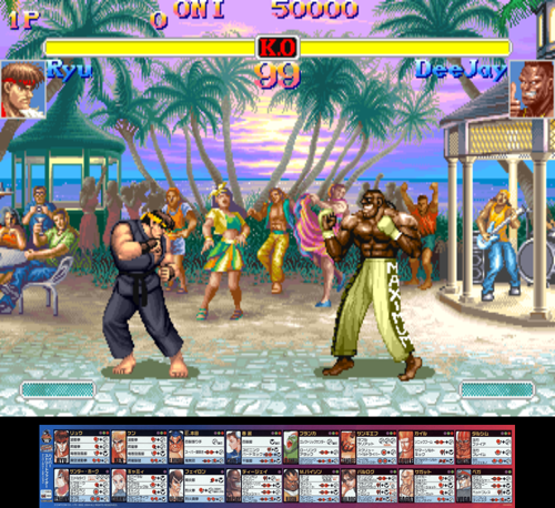 Hyper Street Fighter 2 The Anniversary Edition Asia 040202 Rom Cps2 Roms Emuparadise