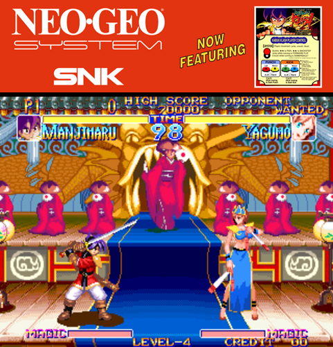 Far East of Eden - Kabuki Klash / Tengai Makyou - Shin Den ROM