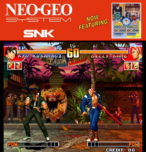 The King Of Fighters '97 (Set 1) ROM
