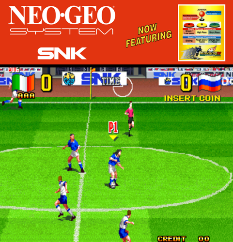 Neo-Geo Cup '98: The Road To The Victory ROM