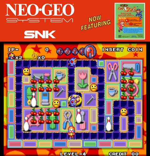 Neo Mr. Do! ROM