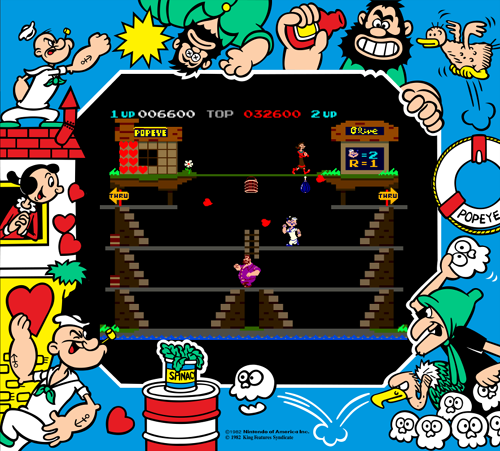Gottlieb Sinbad as well Pac Man Bathroom likewise Donkey Kong also Galaga Arcade Release together with Hqdefault. on donkey kong arcade machine