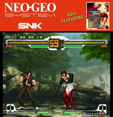 SNK Vs. Capcom: SVC Chaos ROM